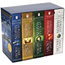 George R. R. Martin's A Game of Thrones 5-Book Boxed Set...