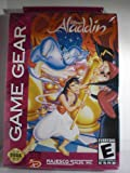 Disney's Aladdin Sega Game Gear