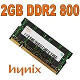 2GB Hynix HYMP125S64CP8-S6 SO DDR2-800