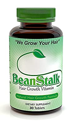 Beanstalk Hair Loss Vitamins Fast Regrowth With Just 1 Pill A Day
