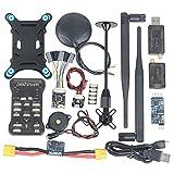 Pixhawk PX4 2.4.6 フライト コントローラー NEO-M8N GPS ラジオ テレメタリー OSD 3DR 915Mhz 並行輸入品