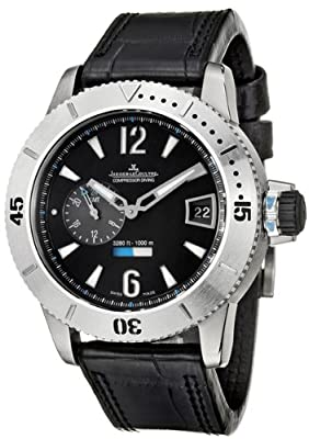 Jaeger Lecoultre Master Compressor Diving GMT Mens Watch Q184T470