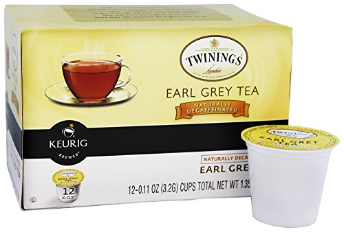 Twinings Of London - Earl Grey Tea Decaffeinated - 12 K-Cup(S)
