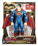 バットマンvsスーパーマン ジャスティスの誕生 10インチ トーキングフィギュア エレクトロアーマー スーパーマン