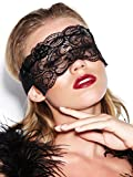 Ann Summers Womens Giles Georgette Lace Eyemask Sexy Erotic Bondage Accessory