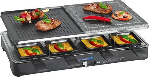 RG 3518 Raclette mit heißem Stein