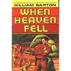 When Heaven Fell by William Barton