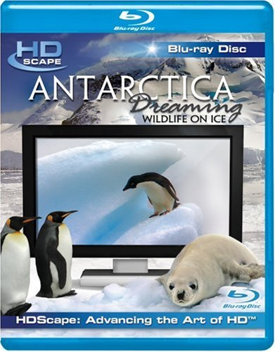 HDScape: Antarctica Dreaming - WildLife On Ice / HDScape: Антарктика - Дикая жизнь на льду (2006)