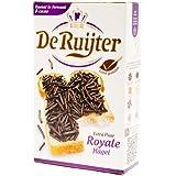 De Ruyter Chocoadehagel XL (supersized sprinkles) - Royale Dark Chocolate (43% Cacao) (Chocolate Sprinkles XL Dark Chocolate) (14 Oz.)