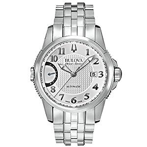 Bulova 63B172 Men's Accu-Swiss Calibrator Watch