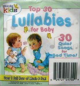 Top 30 Lullabies for Baby