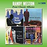 Four Classic Albums: Cole Porter in a Modern Mood / Trio & Solo / Get Happy with The Randy Weston Trio / Jazz a La Bohemia (Remastered)