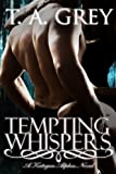 Tempting Whispers (The Kategan Alphas 6) (paranormal erotic romance)