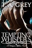 Tempting Whispers (The Kategan Alphas 6) (paranormal erotic romance) (English Edition)