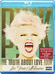 Pink - The Truth About Love Tour / Live From Melbourne [Blu-ray]