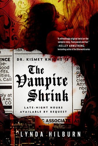 The Vampire Shrink, Hilburn, Lynda
