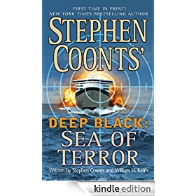 Stephen Coonts' Deep Black: Sea of Terror: Deep Black Series, Book 8