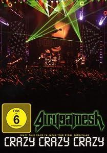Girugämesh - Crazy Crazy Crazy [2 DVDs]