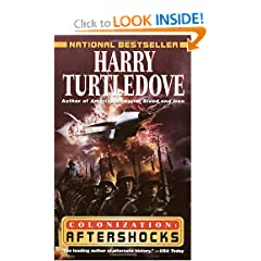 Aftershocks (Colonization Book 3) by Harry Turtledove
