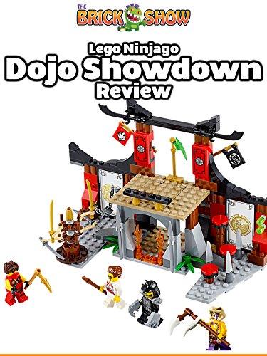 LEGO Ninjago Dojo Showdown 70756 Review on Amazon Prime Video UK