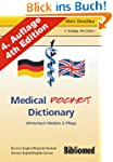 Medical Pocket Dictionary. W�rterbuch...