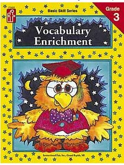 FRANK SCHAFFER PUBLICATIONS VOCABULARY ENRICHMENT GR. 3 - 1