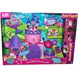 Puppy in My Pocket Pretty Pet Palace- 6 pieces