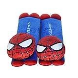 CJB Spiderman Plush Seat Belt Cover Shoulder Pad Cushion (US Seller)