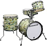 Ludwig ドラムセット LC179X02P [BREAKBEATS OUT FIT / Blue & Olive Oyster Finish]