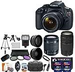 Canon EOS Rebel T5 18.0 MP CMOS Digit...