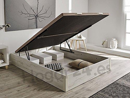 Hogar24es-3D-Canap-abatible-de-madera-de-gran-capacidad-tapa-3D-transpirable-color-blanco-vintage-150x200cm