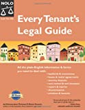 Every Tenant's Legal Guide (1413301444) by Portman, Janet