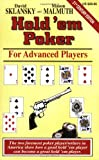 Hold'em Poker: For Advanced Players (Advance Player) (1880685221) by Sklansky, David