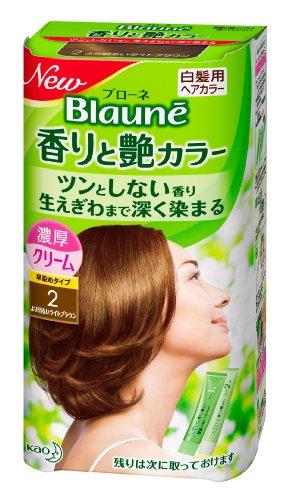 ブローネ 香りと艶カラー クリーム 2