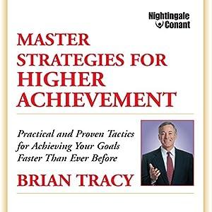 Master Strategies for Higher Achievement Speech