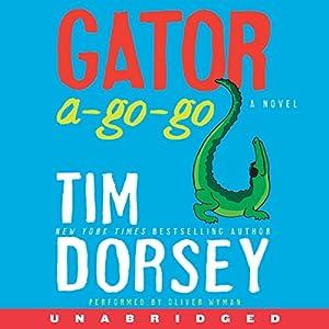Gator A-Go-Go Audiobook