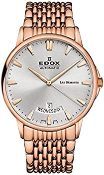 Edox Les Bemonts Automatic Mens Watch