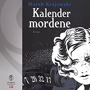 Kalendermordene Audiobook