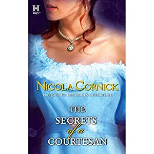 The Secrets of a Courtesan Audiobook