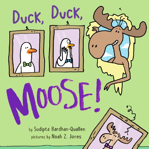 Z Is For Moose Summary Duck  Duck  Moose