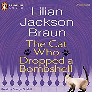 The Cat Who Dropped a Bombshell Audiobook
