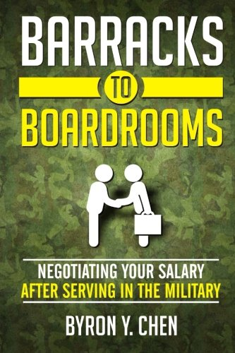Barracks To Boardrooms: Negotiating Your Salary After Serving In The Military