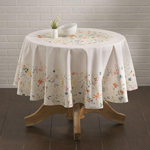 Maison d Hermine Colmar 100% Cotton Tablecloth 69 Inch Round