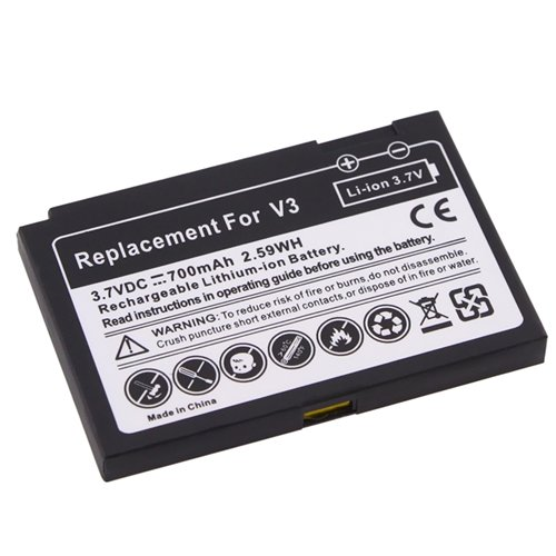 eForCity Replacement Li-Ion Standard Battery for Motorola