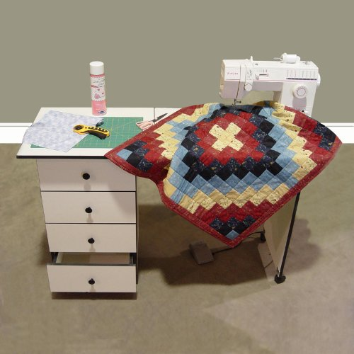 Sullivans Portable Sewing Table