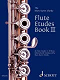 img - for FLUTE ETUDES II book / textbook / text book
