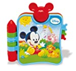 Clementoni Livre Parlant Baby Mickey