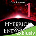 Hyperion & Endymion 1 Audiobook by Dan Simmons Narrated by Detlef Bierstedt