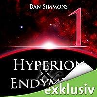 Hyperion & Endymion 1 Hörbuch von Dan Simmons Gesprochen von: Detlef Bierstedt