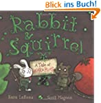 Rabbit & Squirrel: A Tale of War & Pe...